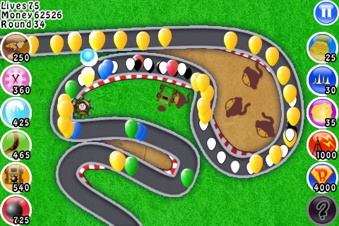 Bloons TD screenshot-2