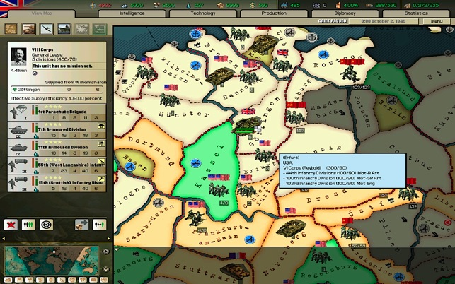 ‎Hearts Of Iron 2 Complete
