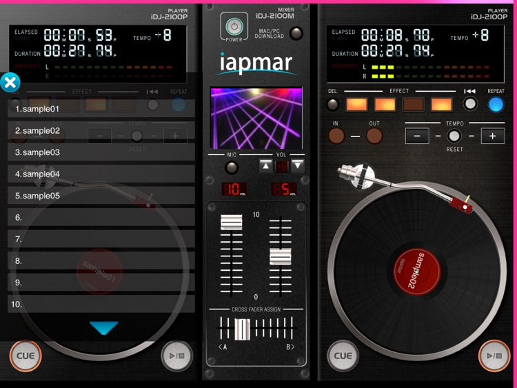 Analog Scratch DJ HD screenshot-3