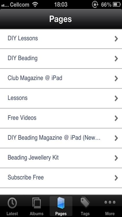 Make Jewelry Club screenshot-3