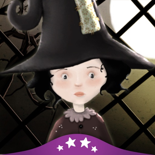 The Witch's Apprentice - Children's Story Book