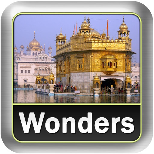 100 Famous Wonders of the World icon