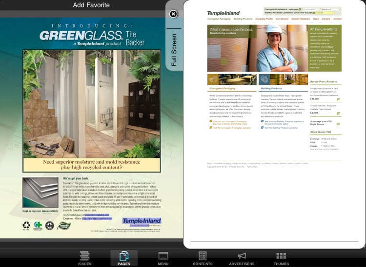 Architect Magazine Reader screenshot-3