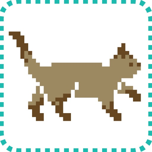 Cross stitch - Cats icon