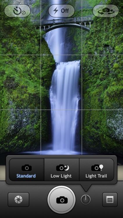 LongExpo - slow shutter and long exposure camera