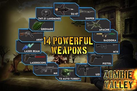 Zombie Valley screenshot 3