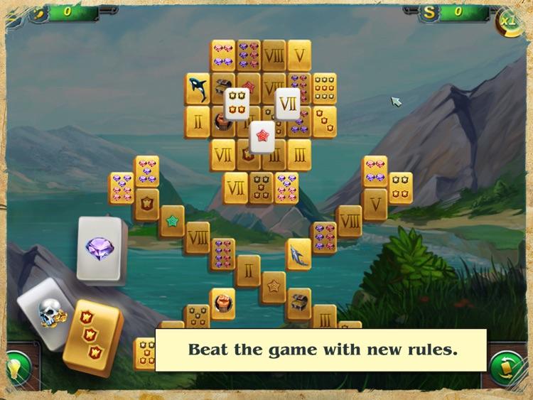 Mahjong Gold Free screenshot-3