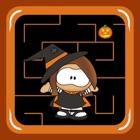 Halloween Bruja Laberinto icon