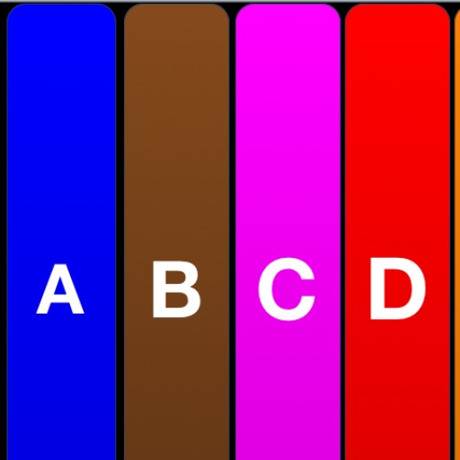 Piano Alphabet icon