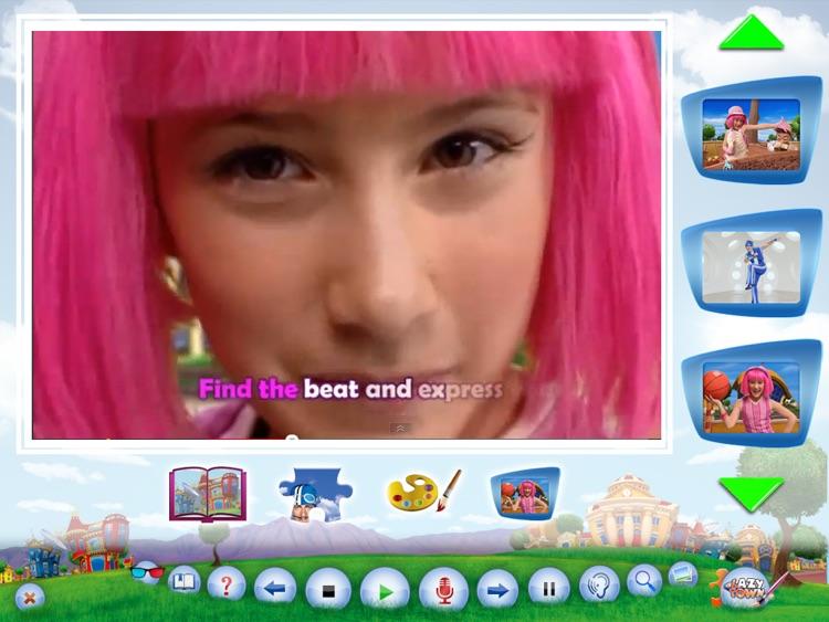 LazyTown BooClips screenshot-4