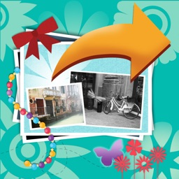 ScrapNShare Lite - Digital Scrapbooks & Photo Books You Can Share