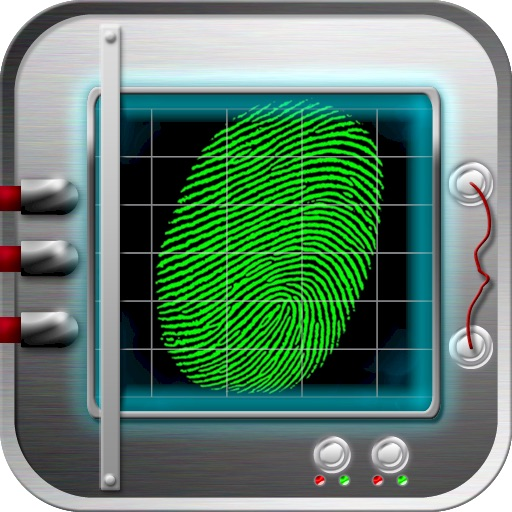 Fingerprint Safety Scanner