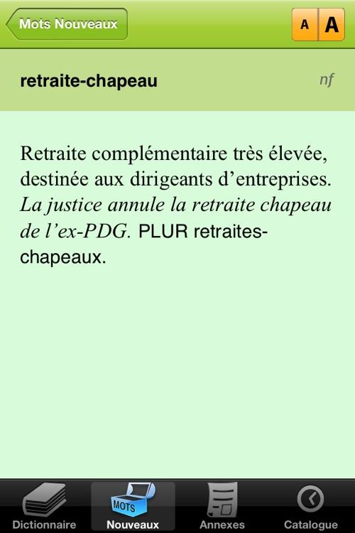 Dictionnaire Hachette illustré screenshot-3