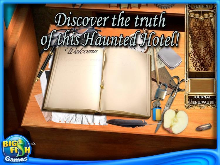 Haunted Hotel II: Believe the Lies HD (Full) screenshot-4