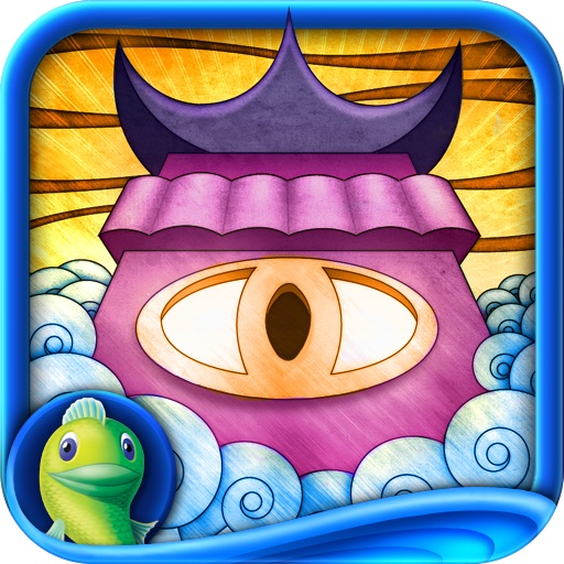 Tiger Eye: Curse of the Riddle Box HD (Full) icon