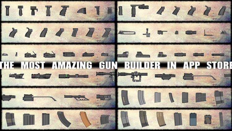 +Gun Builder+ screenshot-4