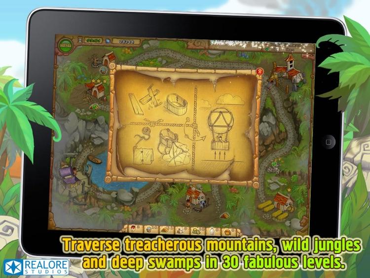 Island Tribe HD Free screenshot-4