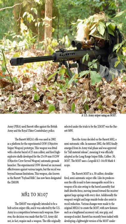 Weapons Magazine screenshot-3
