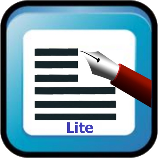 Office Note - Word processor with handwriting & Editor for Google Docs lite