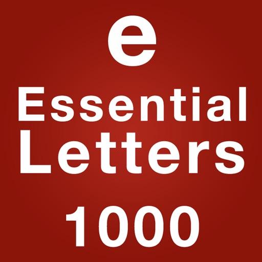 e Letters 1000