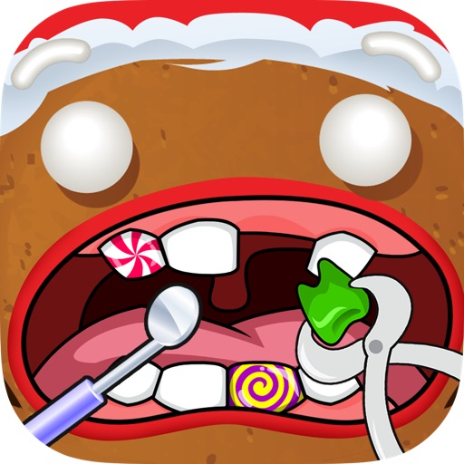 Gingerbread Man Dentist