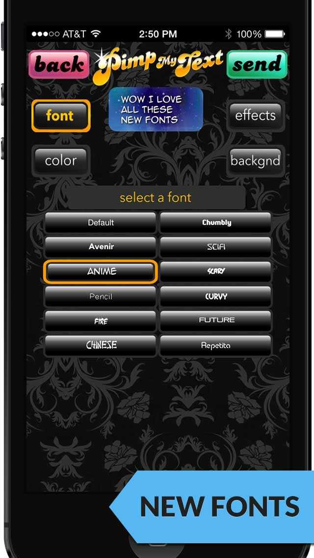 download Pimp My Text PRO - Send Color Text Messages with Emoji 2 apps 4