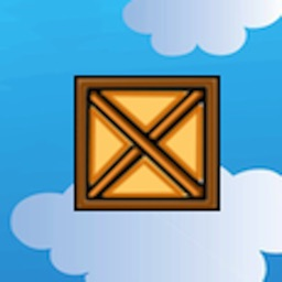 Jumpy Box: Cloudy Sky Fly Free