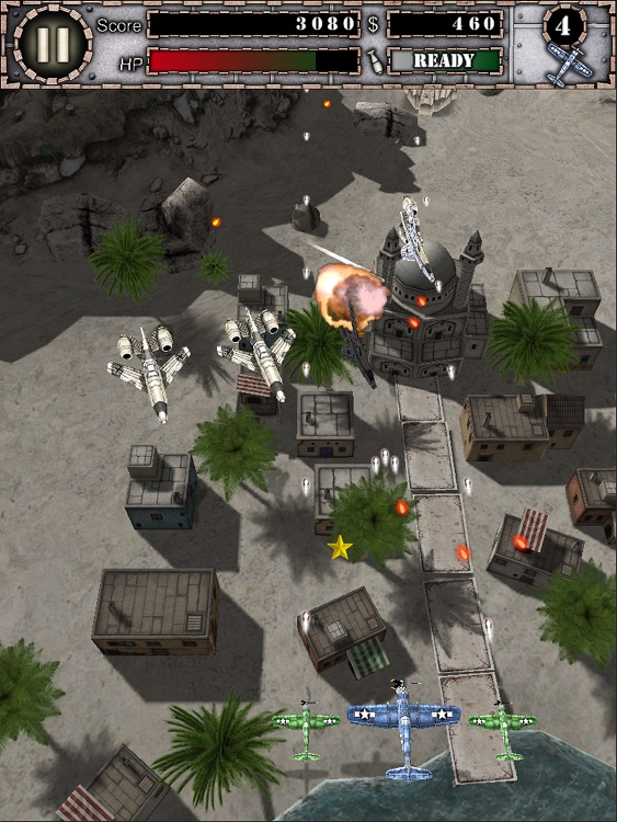 AirAttack HD screenshot-3