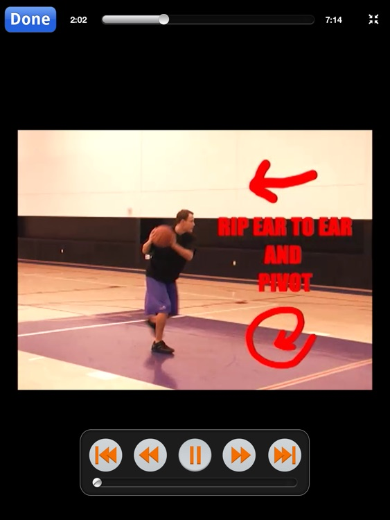 25 Killer Scoring Moves To Dominate The Game - With Coach Mike Lee - Full Court Basketball Training Instruction - XL screenshot-1