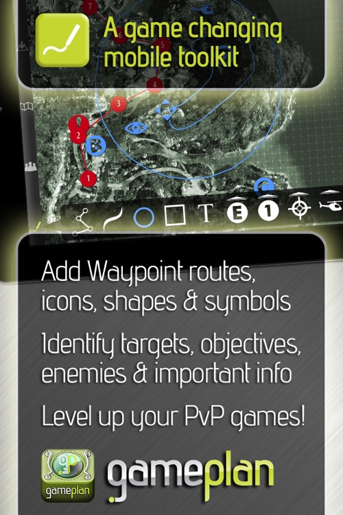 GamePlan: strategy & tactics for team and clan gamers screenshot-3