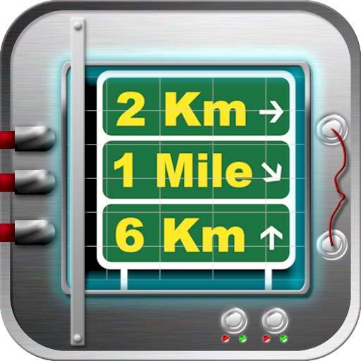 Distance Tracker HD