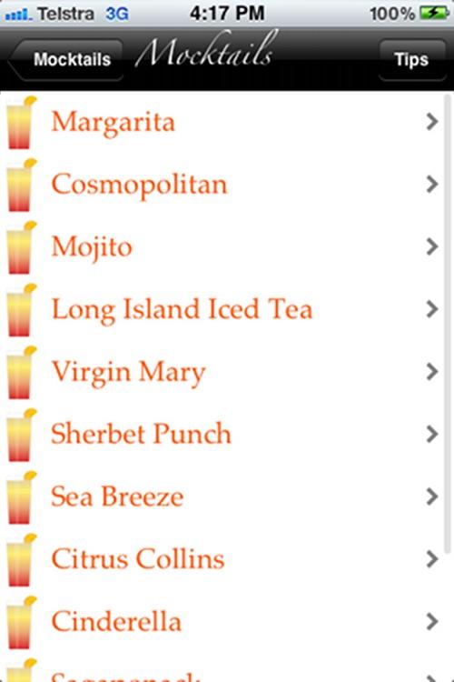 Mocktails screenshot-3