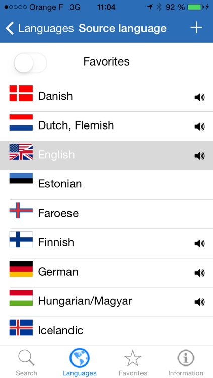 Speak the languages of the Scandinavian countries: Finnish, Norwegian, Swedish, Faroese, Danish, Icelandic