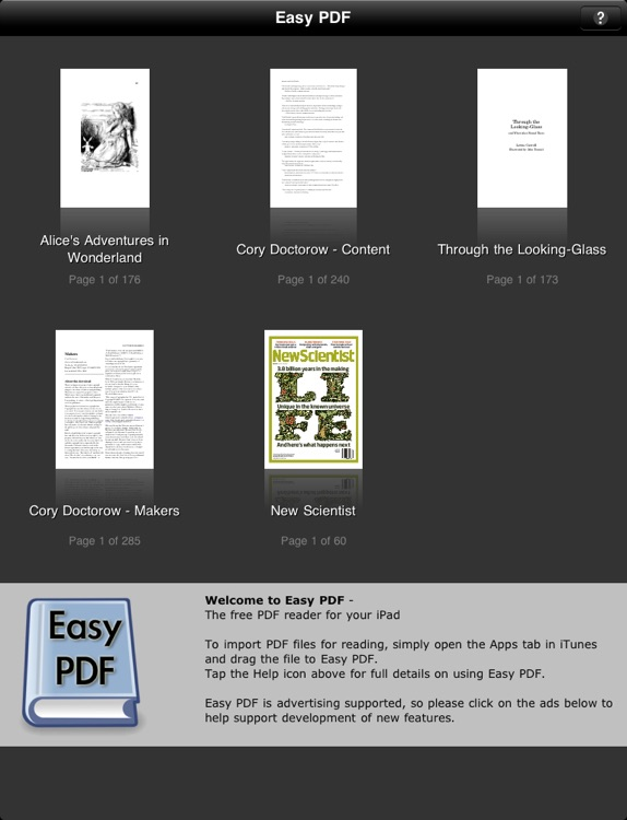 Easy PDF screenshot-4