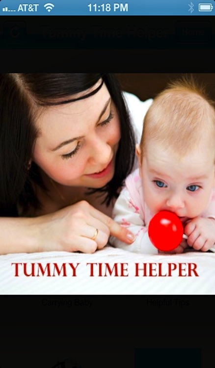 Tummy Time Helper screenshot-0