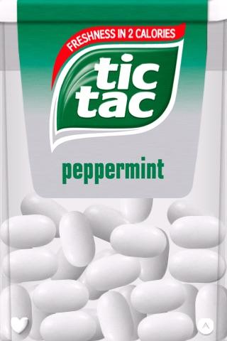 Tic Tac® Shake & ShareScreenshot von 2