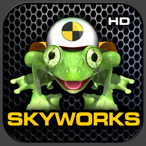 Slyde the Frog™ HD Free - the Feverish Froggy Flying Fun Fest Game!