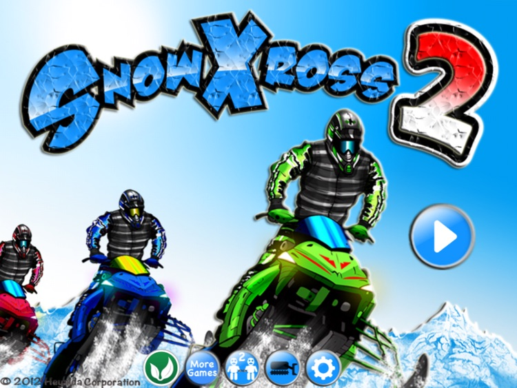 SnowXross 2 HD screenshot-0