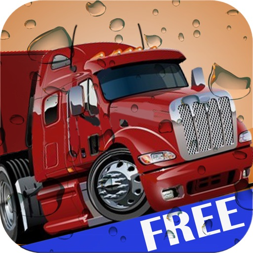 Cola Truck Extreme Cool Racer : Soft drink Fast delivery racing Icon