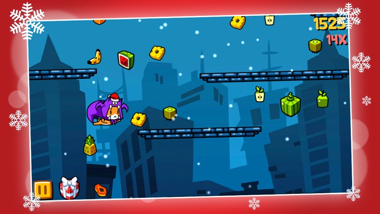 Run Tappy Run Xmas - Christmas Mission screenshot-2