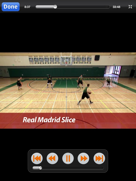 European Set Plays: International Championship Offense - With Coach Lason Perkins - Full Court Basketball Training Instruction - XL screenshot-4