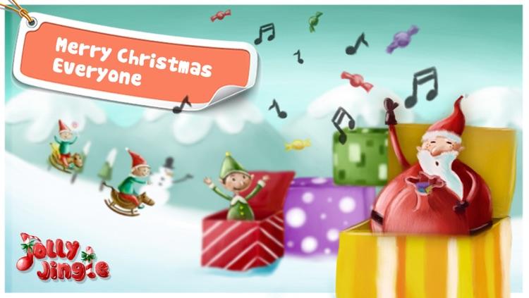 Christmas Carols for Kids, Sing Along Songs - Jolly Jingle screenshot-3
