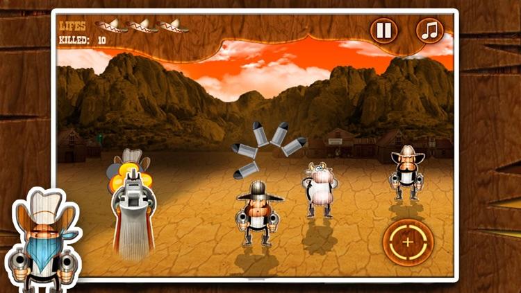 Cowboy Guns Free screenshot-3