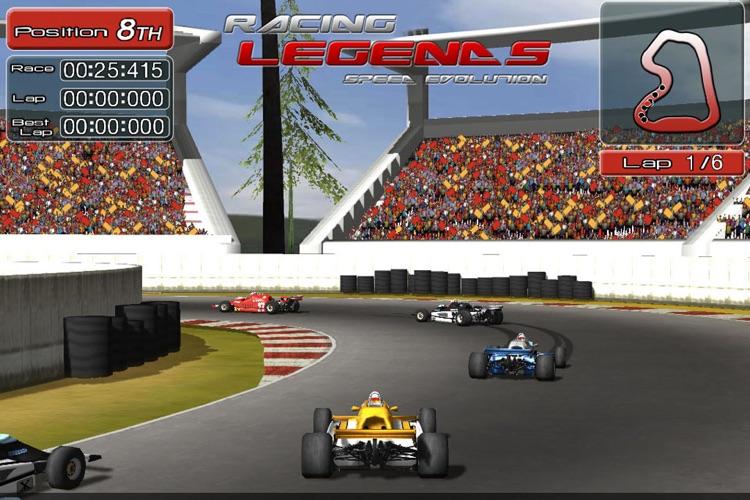 Racing Legends screenshot-3