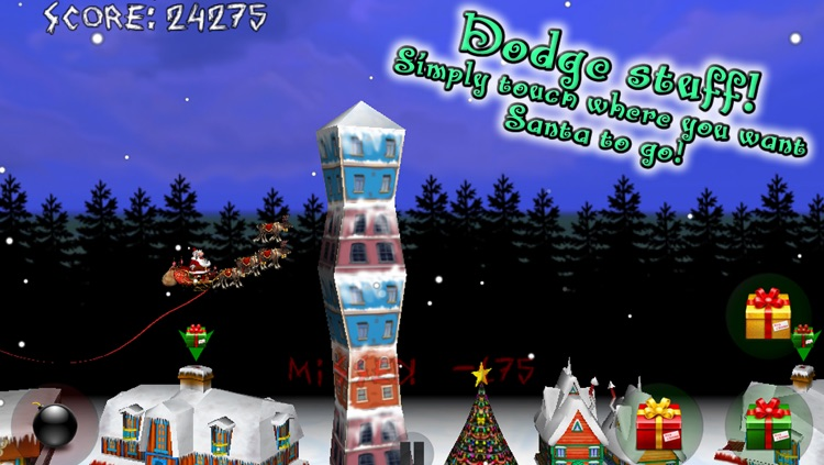 Christmas Run! Angry Santa's Revenge! screenshot-2