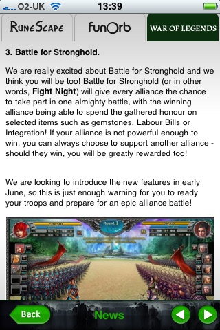Jagex News screenshot-4