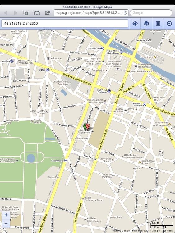 Paris Free WiFi for iPad screenshot-3