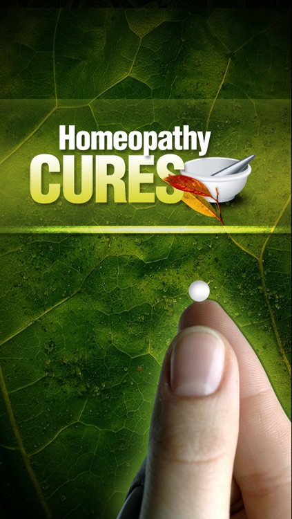 Homeopathy Cures