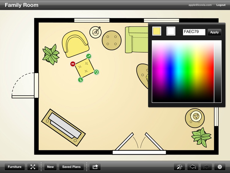 Ballard Designs Room Planner screenshot-3