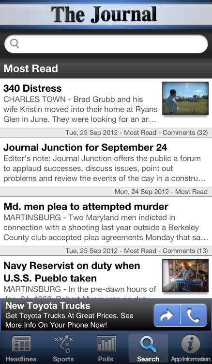 Journal News screenshot-4
